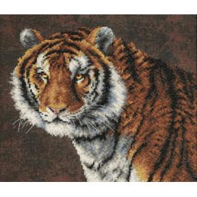 Набор для вышивания крестом Dimensions  03236 Tiger
