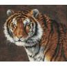 Набор для вышивания крестом Dimensions 03236 Tiger фото