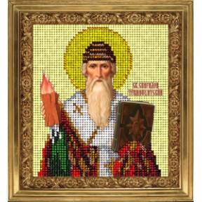 Набор для вышивания бисером КиТ 21215 Святой Спиридон фото
