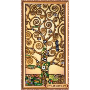 Набор для вышивания бисером иконы Абрис Арт АВ-317 Древо жизни
