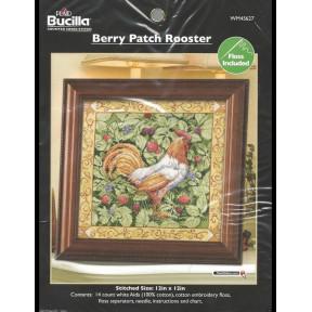 Набор для вышивания Bucilla 45627 Berry Patch Rooster