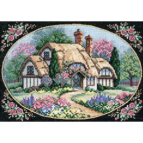 Набор для вышивания крестом Classic Design 4354 Милый дом 4354