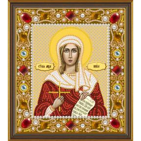 Набор для вышивания бисером Нова Слобода Д-6148 Св. Мц. Виктория