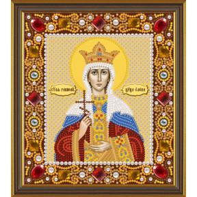 Набор для вышивания бисером Нова Слобода Д-6153 Св. Равноап. Царица Елена