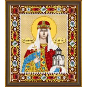 Набор для вышивания бисером Нова Слобода Д-6167 Св. Равноап. Княгиня Ольга