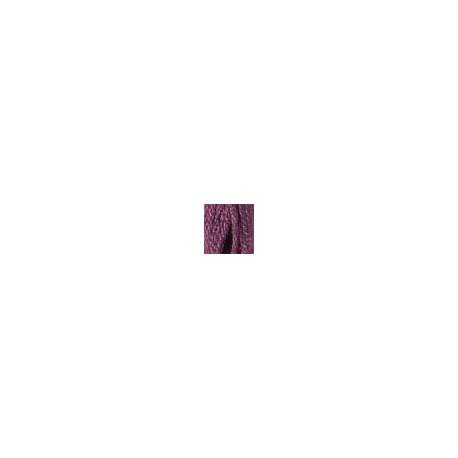 Мулине Dark violet DMC327 фото