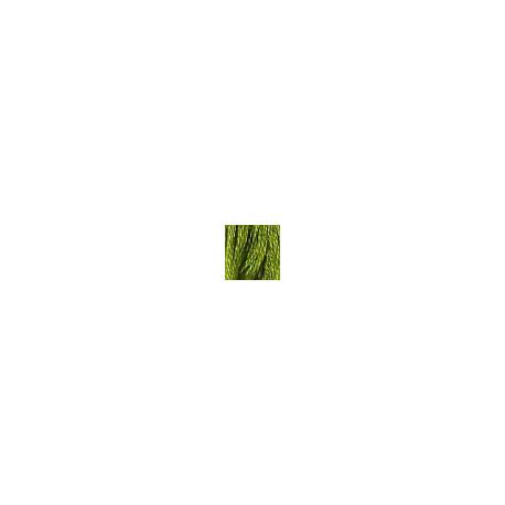 Мулине Dark moss green DMC469 фото