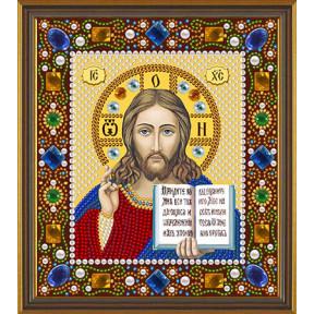 Набор для вышивания бисером Нова Слобода Д-6024 Христос Спаситель