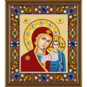Набор для вышивания бисером Нова Слобода Д-6025 Богородица Казанская