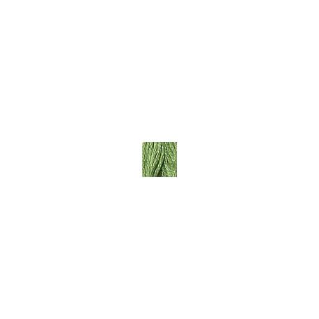 Мулине Blue green DMC502 фото