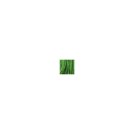 Мулине Pine forest green DMC505 фото