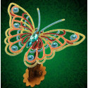 Ажурные бабочки