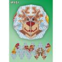 Наборы алмазной живописи Новогодние шары