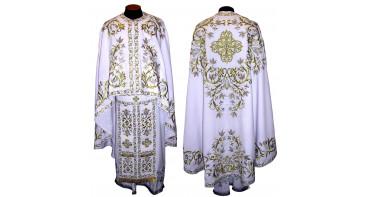 Вышивка в церковных ритуалах