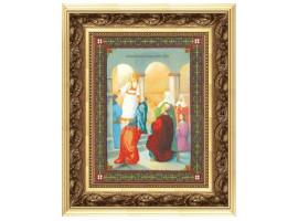 Праздник Введения во храм Пресвятой Богородицы – обет Христова пришествия