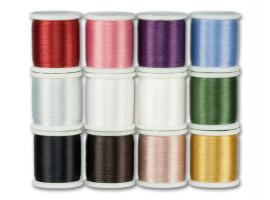 Как выбрать нитки для вышивания бисером?