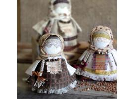 Обереги и куклы