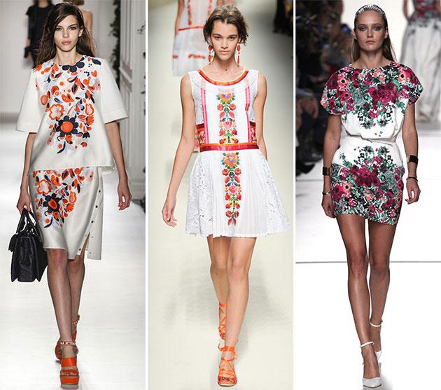 Вышивка в мире моды