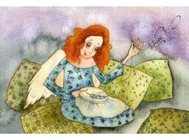 О настоящей вышивальщице и её муже