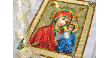 Как правильно вышивать иконы с точки зрения религии